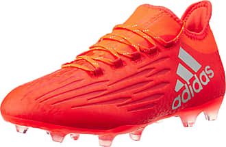 size 40 59f34 40106 adidas X 16.2 Fg, Mens Footbal Shoes, Red (Solar Red silver Metallic