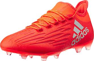 separation shoes 847bc 52f2b adidas X 16.2 Fg, Mens Footbal Shoes, Red (Solar Redsilver Metallic