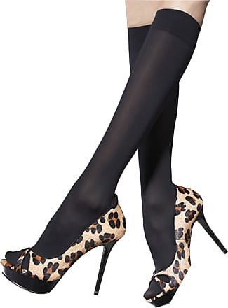 Fiore Knee-Highs Ula black, One Size