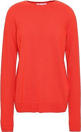 Duffy Duffy Woman Cashmere Sweater Tomato Red Size XS