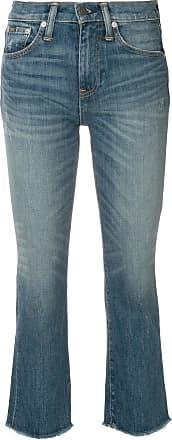 Polo Ralph Lauren cropped boot cut jeans - Blue