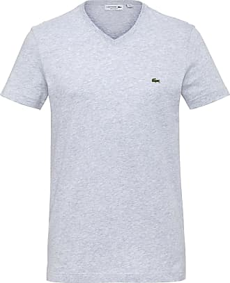44853d89c0c0f Lacoste V neck top 1 2-length sleeves Lacoste grey
