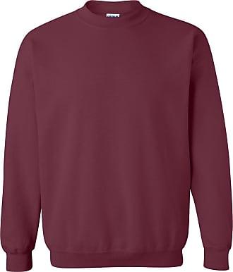 Gildan Gildan Heavy Blend Crewneck Sweatshirt, Maroon, S