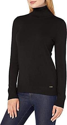 XXL Black MERAKI Womens Merino Roll Neck Sweater US 16