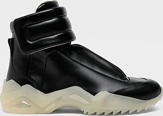 Maison Margiela Future High-top Leather Sneakers
