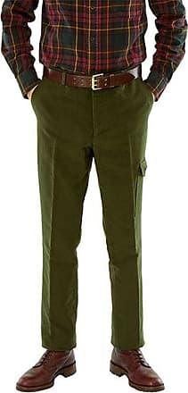 Franken & Cie. Field trousers moleskin, olive