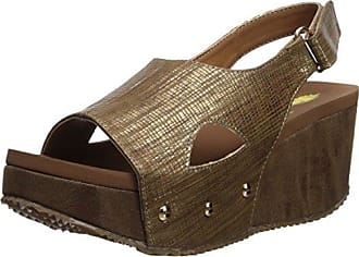 255370087 Delivery  free. Volatile Womens Kilkenny Wedge Sandal