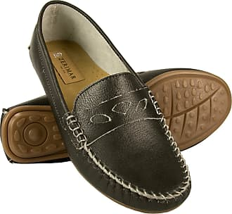 Zerimar Mocassins Womens | Loafers Casual Lether | Moccasins Womens Shoes | Loafers for Women | Leather Flats Women | Casual Moccasin Loafer Leather | Loafers