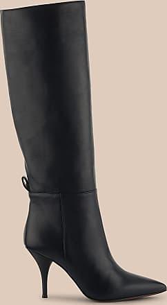 Damen Overknee Stiefel High Heels Langschaft Boots Überknie