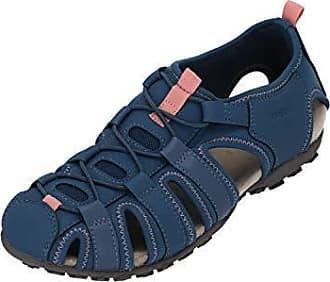 Outdoor Trekking Sandaletten schwarz NEU Geox SAND.STREL Damen Sandale