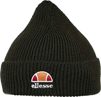 Ellesse Logo Cerreto Basic Beanie Hat Olive Green