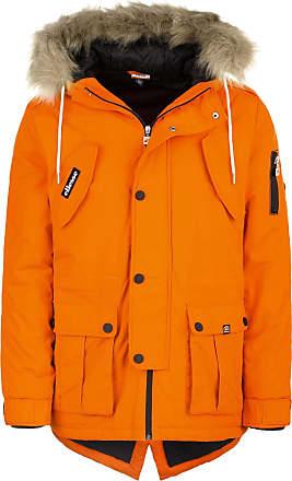 Ellesse Blizzard Parka Orange L