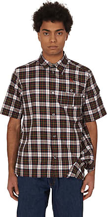 Undercover Undercover Bloody geekers shirt CHECK WHITE M