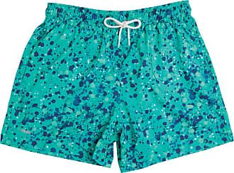 Mash Short Curto Bermuda Estampado Liso Com Bolso Mash Moda Praia Com Elástico Verão Oferta
