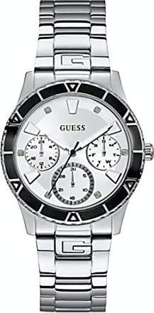 Guess Relógio Feminino Aço Prata Guess 92719L0GSNA4 Multifunção