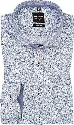 Olymp Level Five Body Fit, Oberhemd von Olymp in Hellblau für Herren