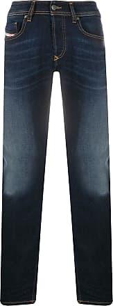 Diesel Calça jeans skinny Sleenker - Azul