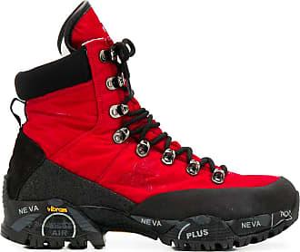 Premiata Midtrec hiking boots - Red