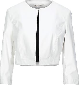 Giubbotti In Pelle in Bianco: 69 Prodotti fino a −78