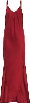 Haider Ackermann Silk-satin dress