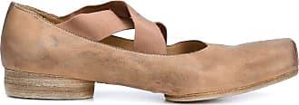Uma Wang ballerina shoes - NEUTRALS