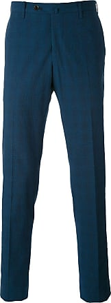 PT01 straight leg chinos - Blue