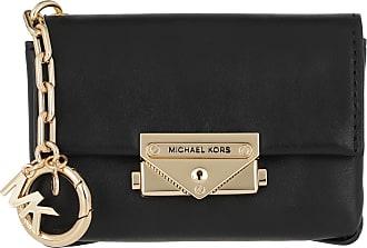 Michael Kors Charms Leather Cece Bag Charm Black