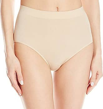 Wacoal Womens B-Smooth Brief Panty, Naturally Nude, X-Large