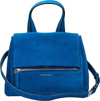 bbba9f0948 Givenchy 2010 Givenchy Blue Azure Suede Pandora Pure