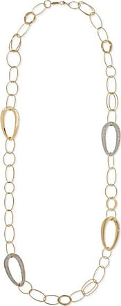 Ippolita Cherish 18-karat Gold Diamond Necklace