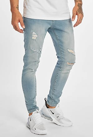 DEF Rio Skinny Fit Jeans blue Wash