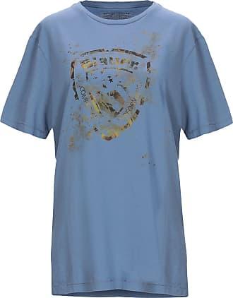 Blauer TOPS - T-shirts auf YOOX.COM