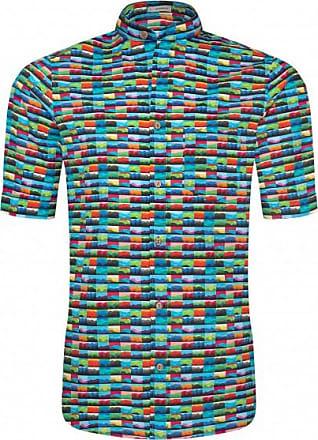 Signum Herren Hemd Graphisches ICON Hemd mit Leuchtkraft