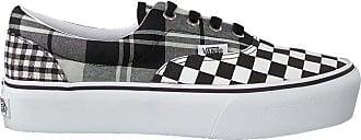 Vans Zwarte Vans Sneakers Ua Era Platform Women