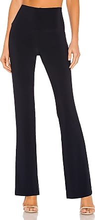 Norma Kamali Boot Pant in Blue