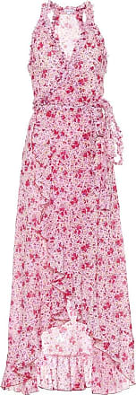Poupette St Barth Tamara floral cotton midi dress