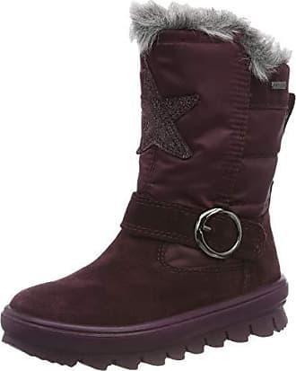 superfit Mädchen Crystal Schneestiefel: : Schuhe