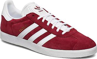 adidas Originals Gazelle Låga Sneakers Röd Adidas Originals