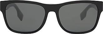Burberry Óculos de sol quadrado - Preto