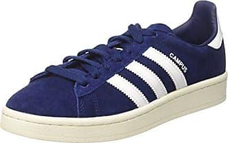 size 40 ca310 97531 adidas Campus Chaussures de Fitness Homme, Bleu (Dark BlueFootwear Chalk  White)