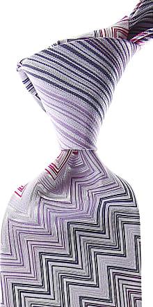 Missoni Ties On Sale, Light Periwinkle, Silk, 2017, one size