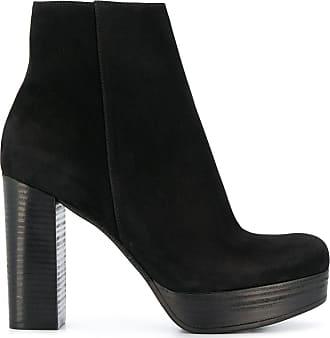 Kennel & Schmenger Ankle boot com plataforma - Preto