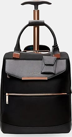Ted Baker Metallic Trim Travel Bag in Black AMITHIA, Womens Accessories