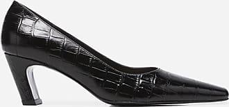 Flattered Iggy Leather Black Croco