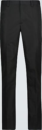 Undercover Slim-fit technical fabric pants