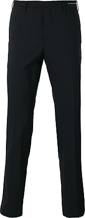 PT01 seaming detail tailored trousers - Blue