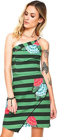 Oh, Boy! Vestido OH BOY Curto Est Urban Verde