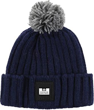 Weekend Offender Gerdai Bobble Hat | Navy