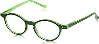 Peepers Womens True Colors 2374250 Round Reading Glasses, Green, 2.25