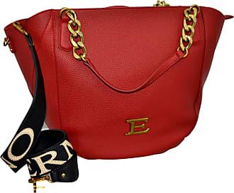 Ermanno Scervino Handbag with Shoulder Strap NEW EBA 12400816 Red